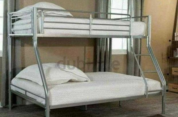 Brand new duble deck silver with 2 medical metrees pm whtsap 0559634464 same number