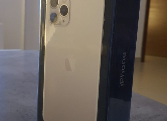Iphone 11 pro 256 GB silver brand new