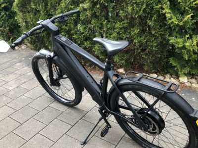 Bike Stromer ST3 Platinum Black
