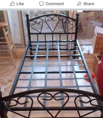Brand new bed single size available
