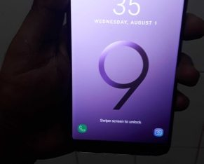 Samsung Galaxy S9+ new mobile