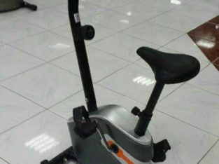 megetic upright bike