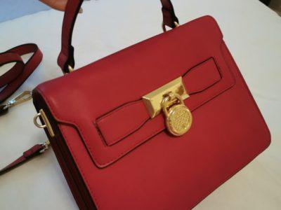 Aldo Classy Red Handbag