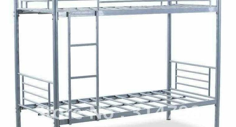 bunk bed use available silver clr