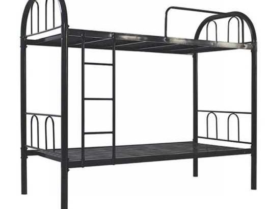 Brand new bunk bed available with metres black clr