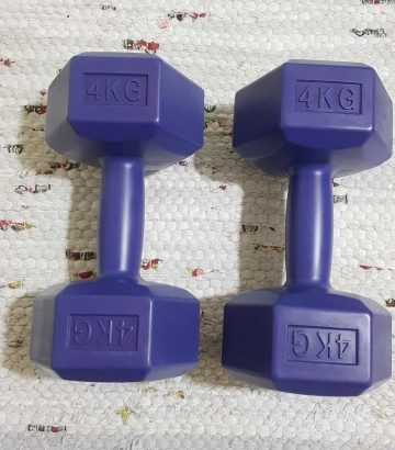 Dumbbells good quality