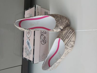 made in Turkey flat shoes