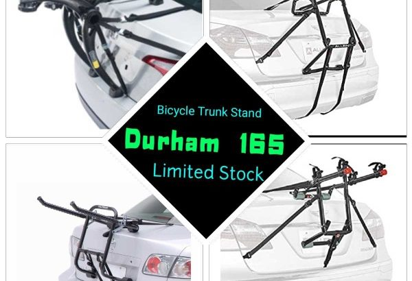 bicycle trunk stand