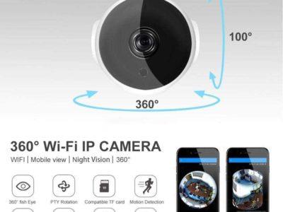 IP camera wifi cctv