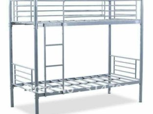 brand new bunk bed avalble strong silver