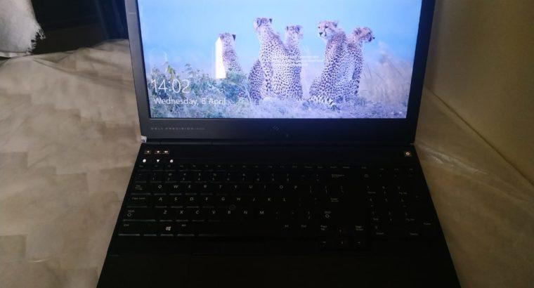 Dell Precision Laptop for Sale