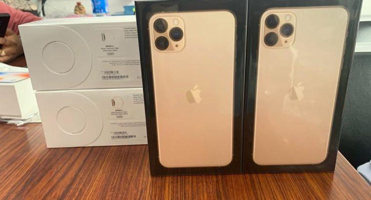 Apple iPhone 11 Pro Max 512gb GSM Unlocked