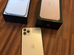 Apple iphone 11 pro-max 512gb gold