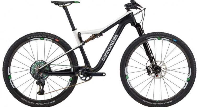 2020 CANNONDALE SCALPEL SI HI-MOD WORLD CUP 29 MTB