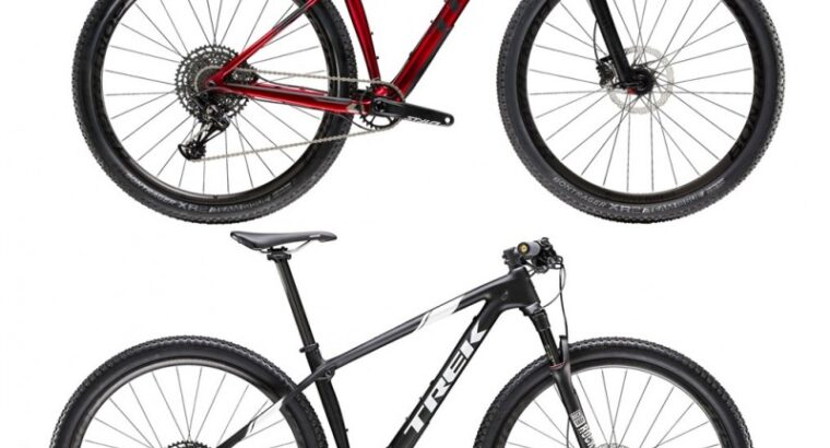 2020 TREK PROCALIBER 9.7 MOUNTAIN BIKE