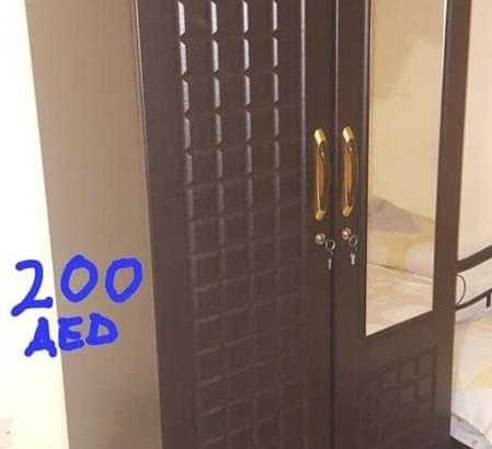 2 Door Wardrope