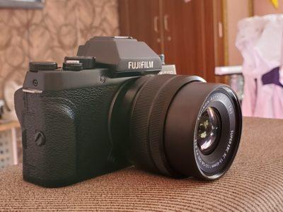 Fujifilm X-T100 Mirrorless Digital Camera with Warranty