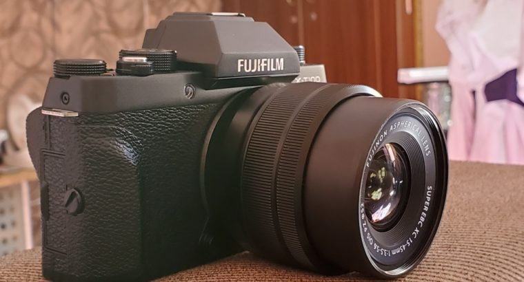 Fujifilm X-T100 Mirrorless Digital Camera with Warranty