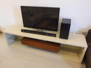 Home Center TV Table for Sale