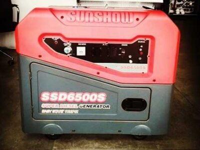 6.5kva diesel generator
