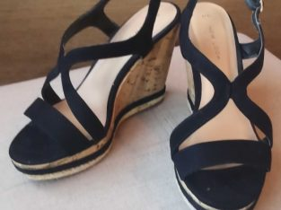 Black shoes, New look, size 37