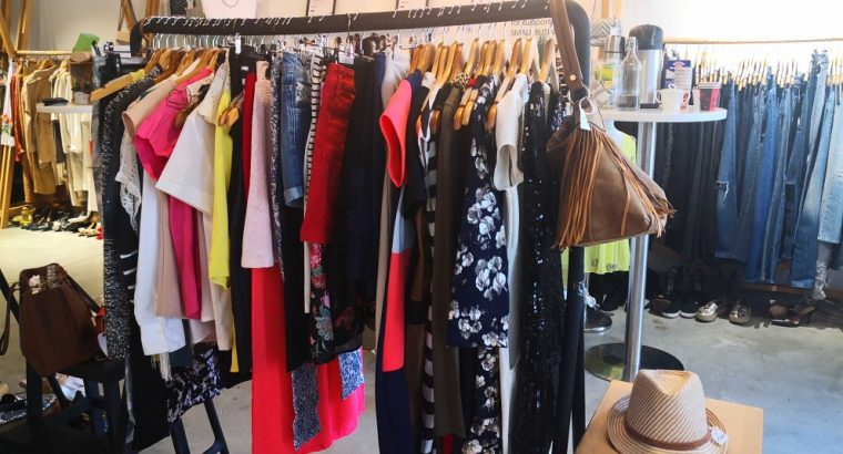 Selection of clothes
