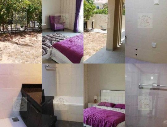 Overview Best 3Bed Townhouse I Unfurnished | Maid Room | Garden I Study Room  Price AED 140,000 Bedr