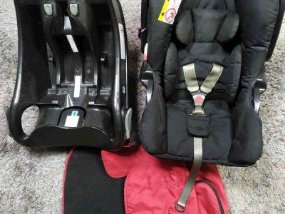Graco Baby Car Seat + Base