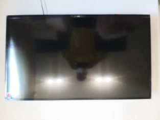 43″ Inch Philips Flat screen TV with wall mount.