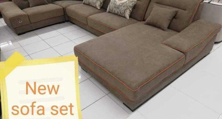 New Sofa Set