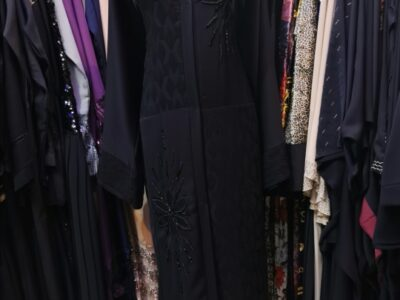 Hand embroidered Abaya only 100dhs