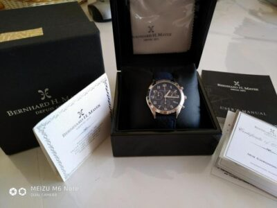 Bernard H Mayer Men's watch