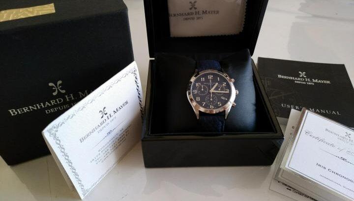 Bernard H Mayer Men's watch