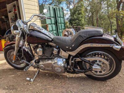2019 Harley Davidson fat boy 96(FLSTE)