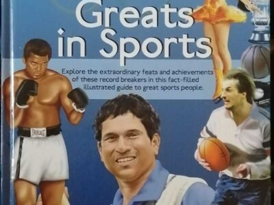 100 Greats in sport