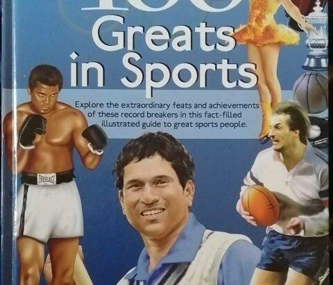 100 Greats in sport