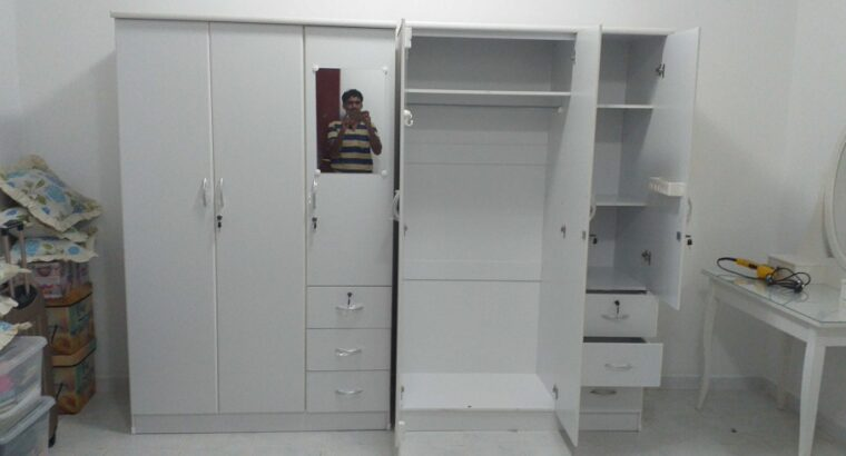 brand new cabnet available PM whtsap 0559634464and call same number all kinds furnitures avalble