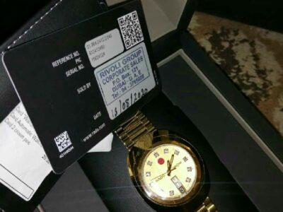 rado Switzerland watch