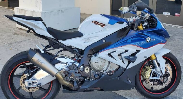 2016 BMW S1000RR available