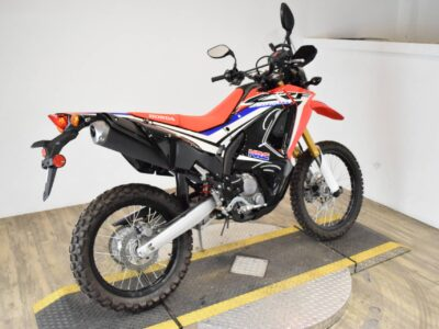 2017 Honda crf 250L available