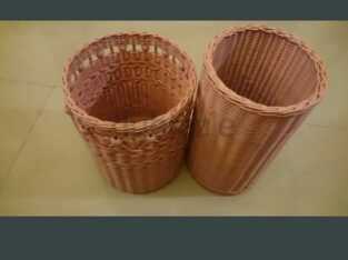 2in1 basket dustbin