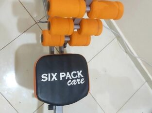 SIX PACK CARE MACHINE FOR SALE