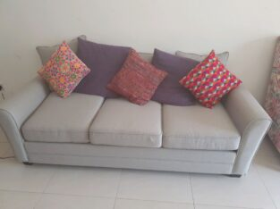 Sofa Set (3 + 2) for sale