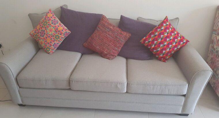 Sofa Set (3 + 2) for sale
