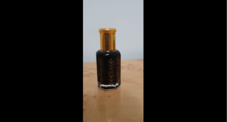 100% original oud concentrated perfume oil