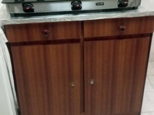 URGENT SALE KITCHEN STOVE TABLE 180AED SHABIYA 10