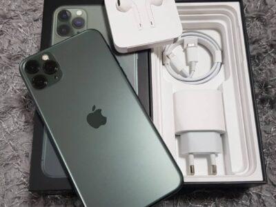 Apple iPhone 11 Pro Max 512GB $450