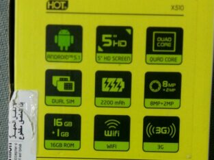 infinix hot2 good condition
