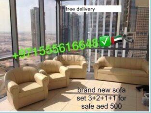 Brand new sofa set for sale