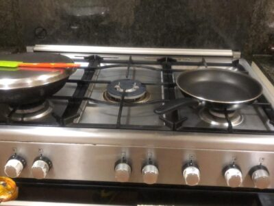 Electrolux 5 Gas Burner with Tandoor Oven